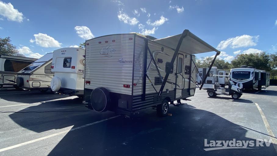 2017 Coachmen RV Clipper Ultra-Lite 21FQ