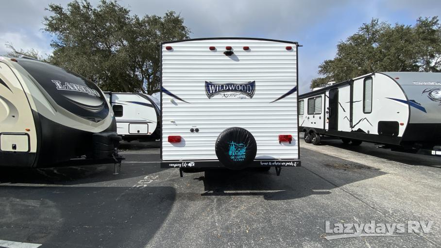 2018 Forest River Wildwood 201BHXL
