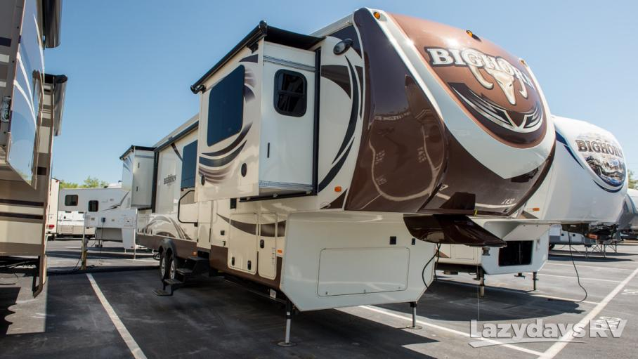 2016 Heartland Bighorn 3750FL