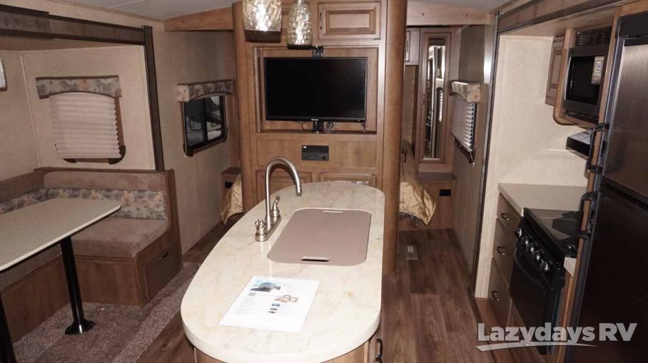 2016 Cruiser RV Fun Finder 233RBS
