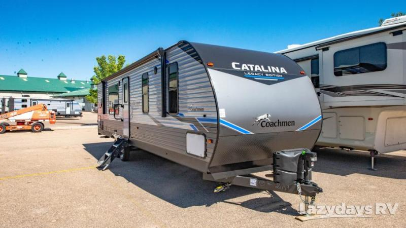 2021 Coachmen Catalina Legacy Edition