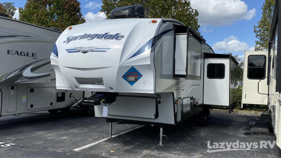 2019 Keystone RV Springdale 302FWRK