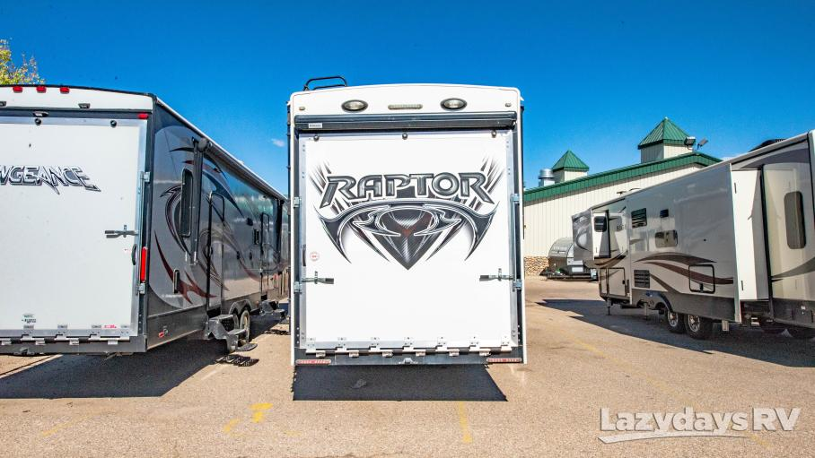 2014 Keystone RV Raptor 410LEV