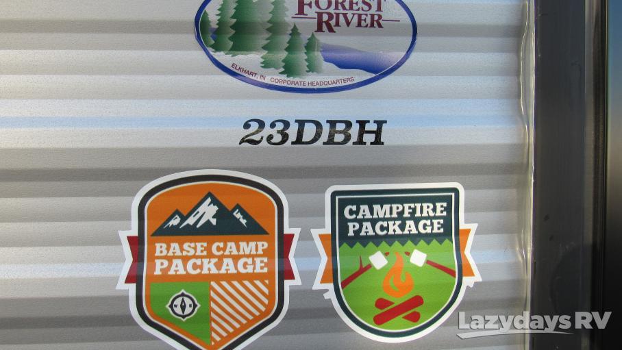 2020 Forest River Cherokee Grey Wolf 23DBH