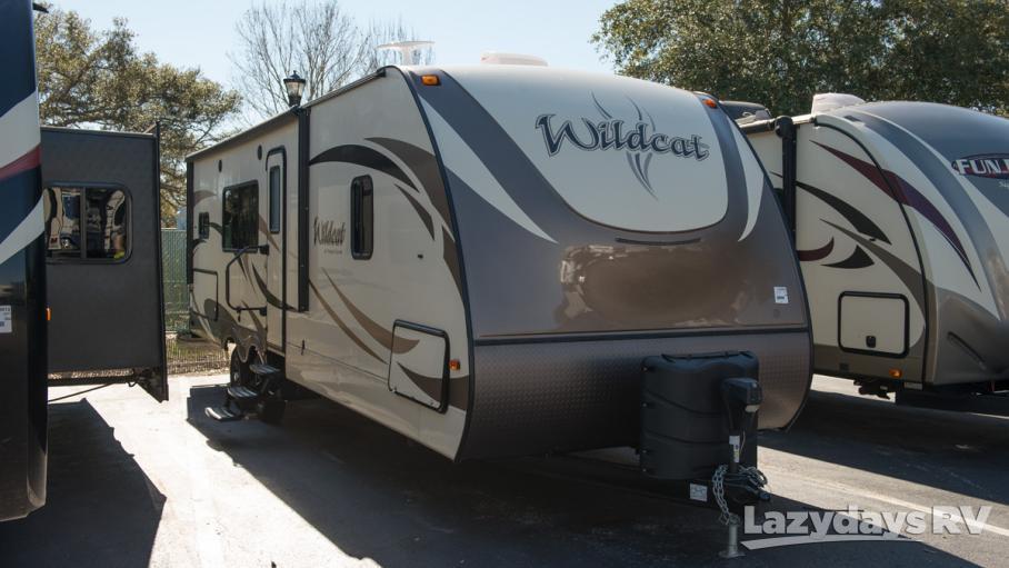 2018 Forest River Wildcat T311RKS