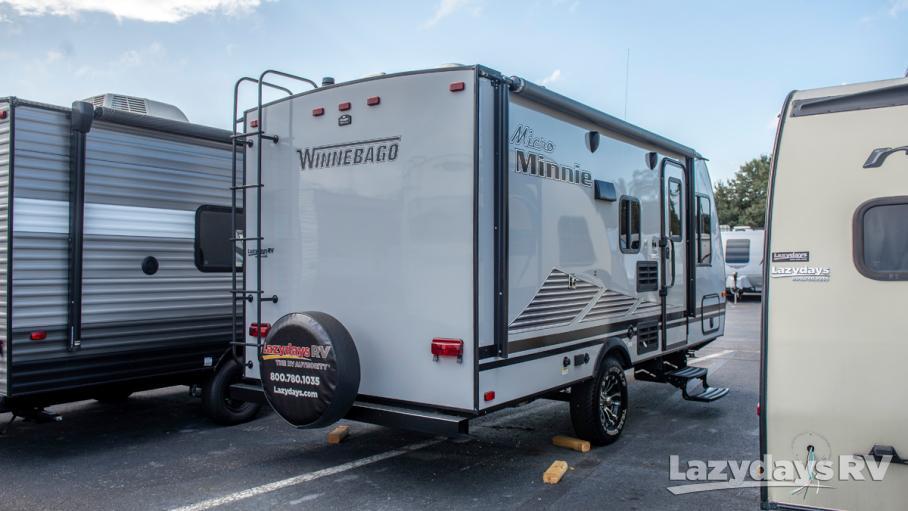 2019 Winnebago Micro Minnie 1700BH