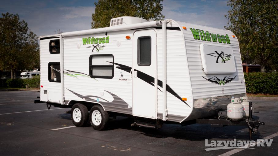 2011 Forest River Wildwood X Lite 28BHXL
