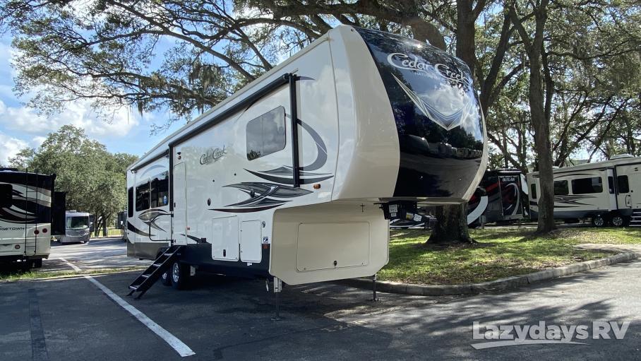 2021 Forest River RV Cedar Creek Hathaway Edition