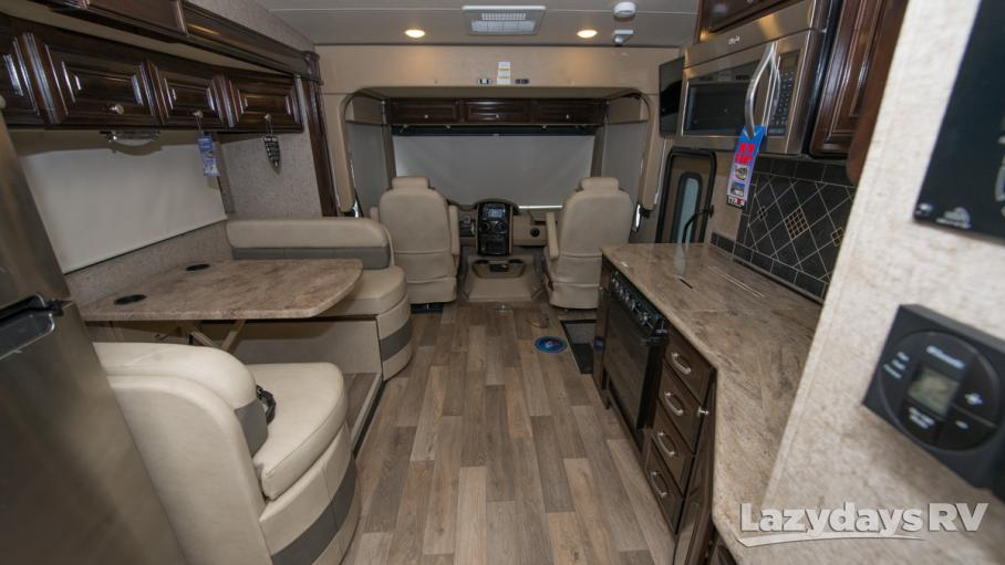 2017 Thor Motor Coach Outlaw 37RB