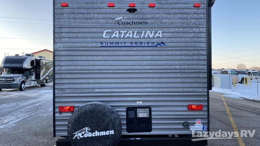 2021 Coachmen RV Catalina Summit Series 7 184BHS