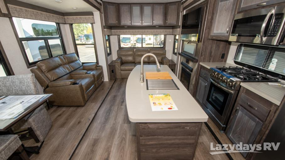 2020 Highland Ridge RV Open Range 314RLS