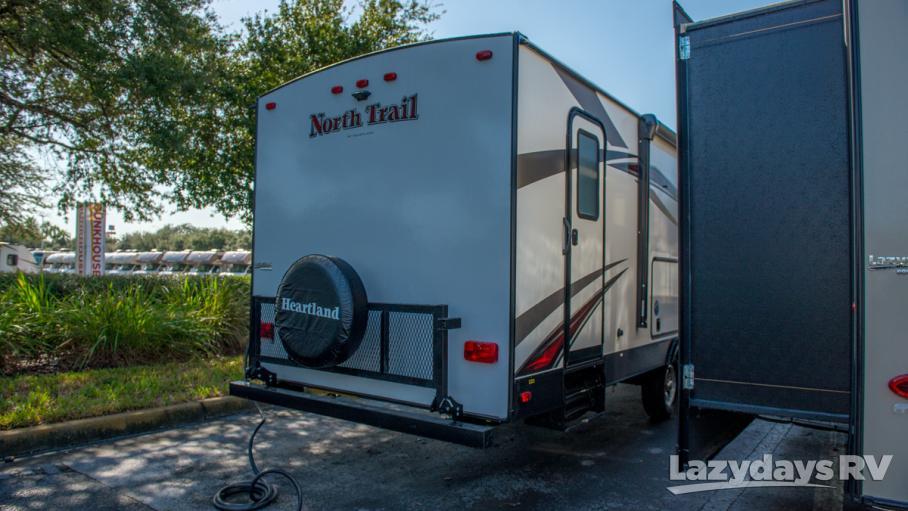 2018 Heartland North Trail 31BHDD