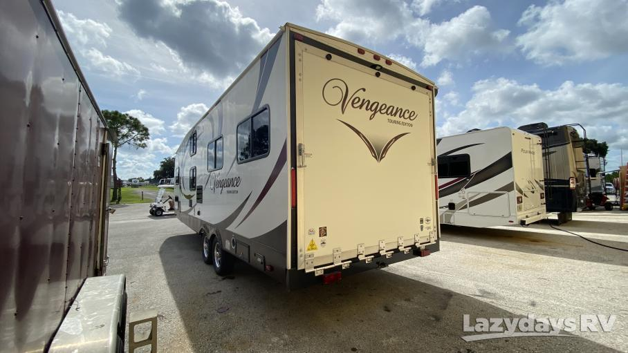 2015 Forest River Cherokee Vengeance 27BH