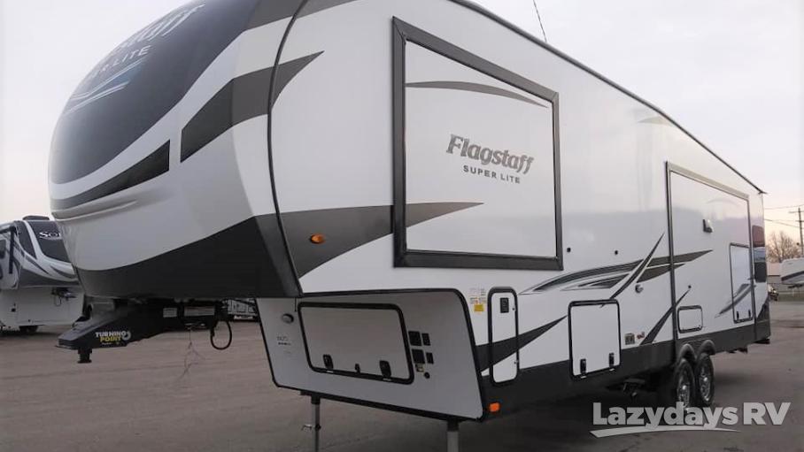 2021 Forest River RV Flagstaff Super Lite 529lKRL