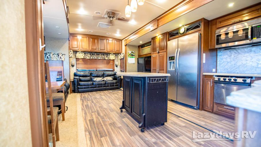 2015 Highland Ridge RV Open Range 3X378RLS