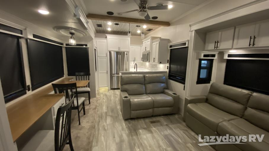 2021 Forest River RV RiverStone 39RKFB