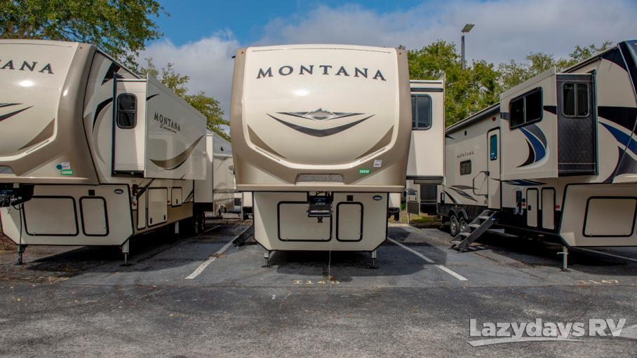 2019 Keystone RV Montana 3701LK