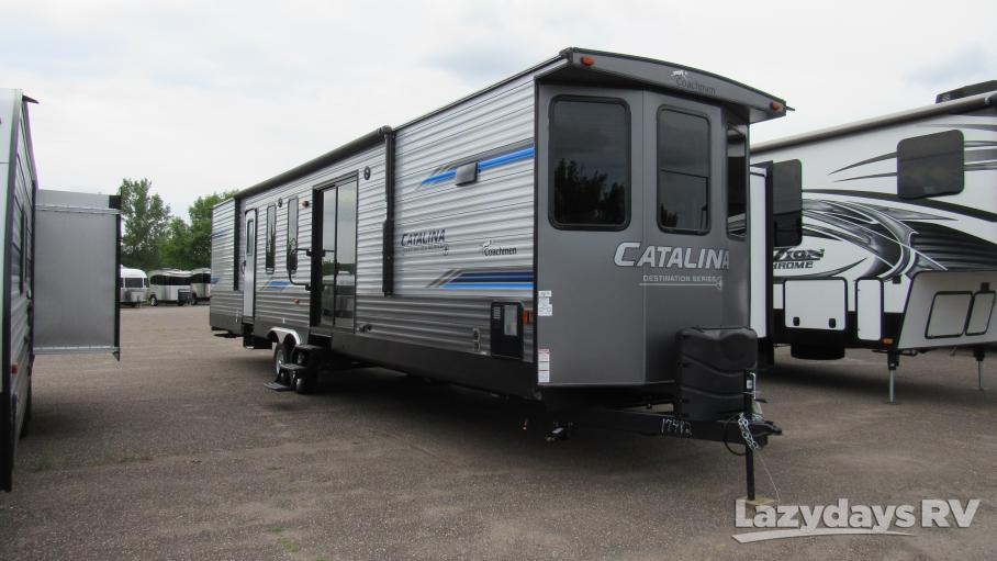 2020 Coachmen Catalina Destination Series 39FKTS