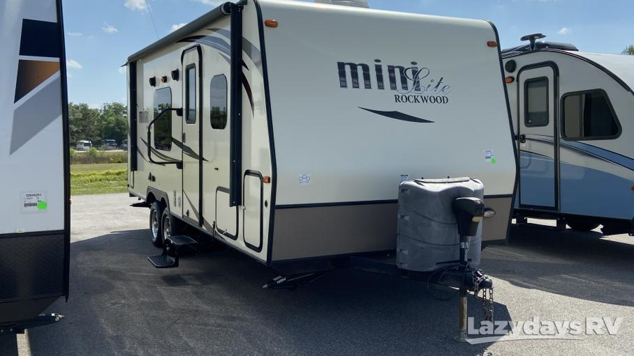 2016 Forest River RV Rockwood Mini Lite