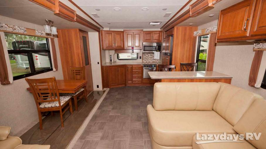2015 Redwood RV Sequoia 38LSE