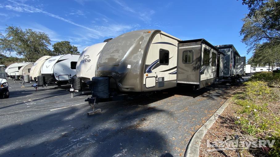 2014 Crossroads RV Sunset Trail Reserve ST32BH