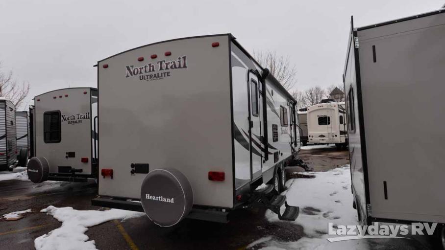 2016 Heartland North Trail 28BRS