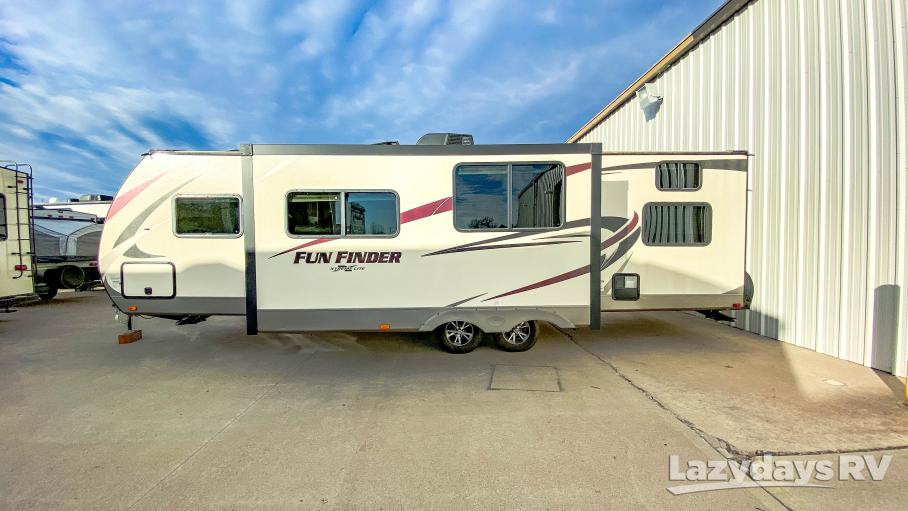 2017 Cruiser Fun Finder XTREME LITE 28QD