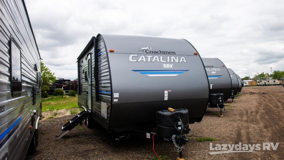 2020 Coachmen Catalina 221TBS
