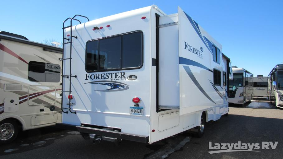 2019 Forest River Forester 3251DSLE