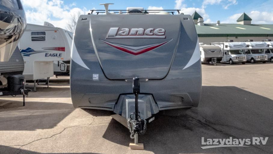2016 Lance Lance Toy Hauler 2612