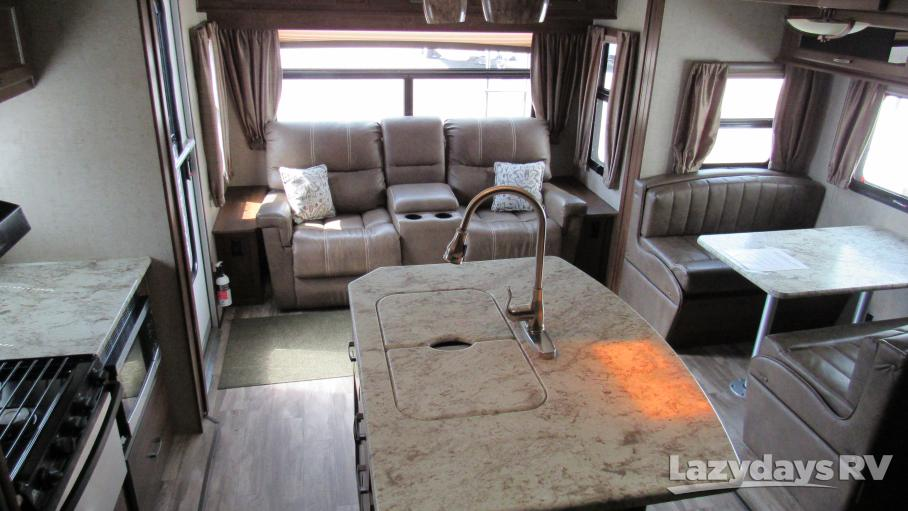 2017 Highland Ridge RV Open Range Lite 268TS