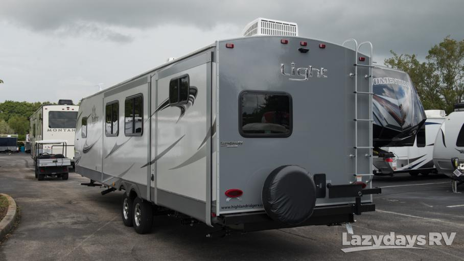 2020 Highland Ridge RV Light 331BHS