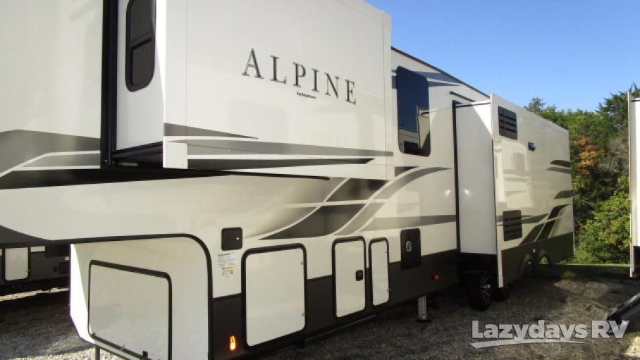 2021 Keystone RV Alpine 3650RL