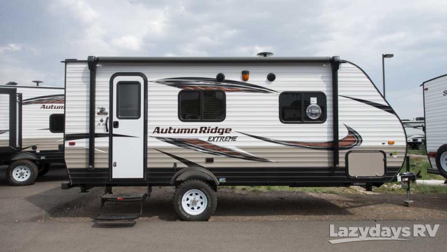 2018 Starcraft Autumn Ridge Outfitter 18QB