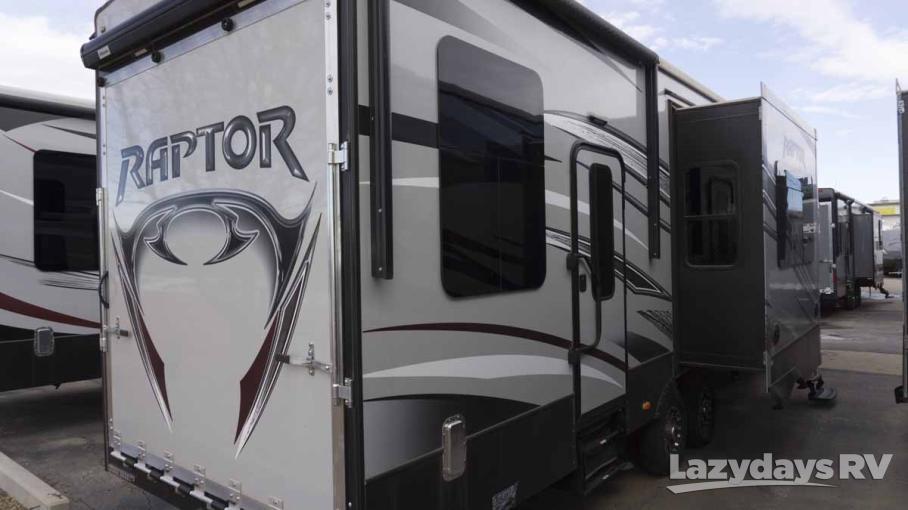 2015 Keystone RV Raptor 375TS