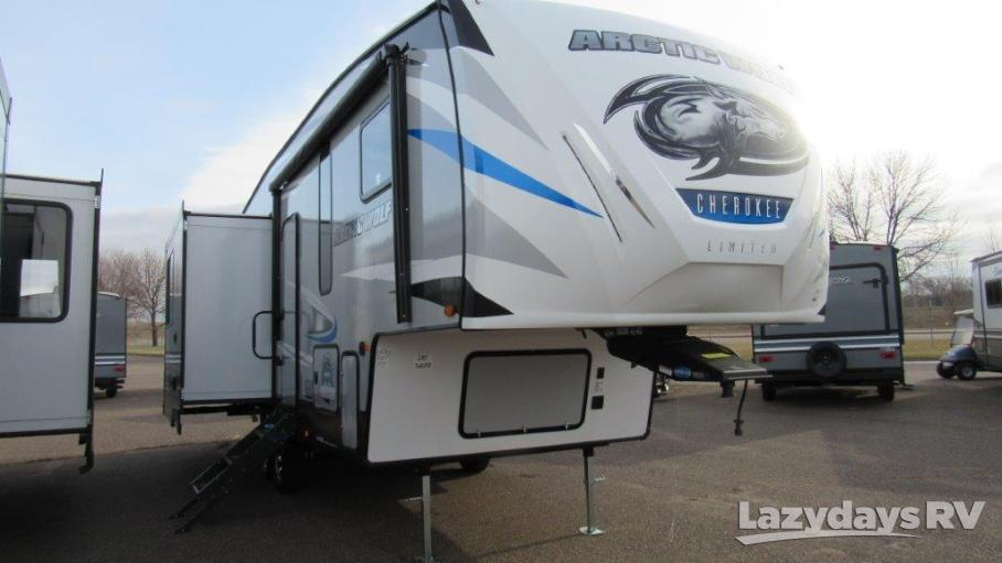 2019 Forest River Arctic Wolf 285DRL