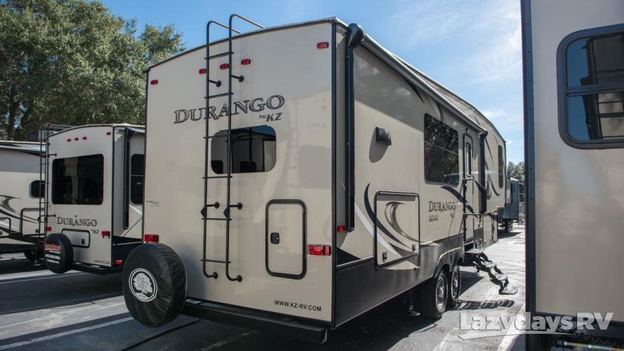 2016 KZ Durango D315RKD