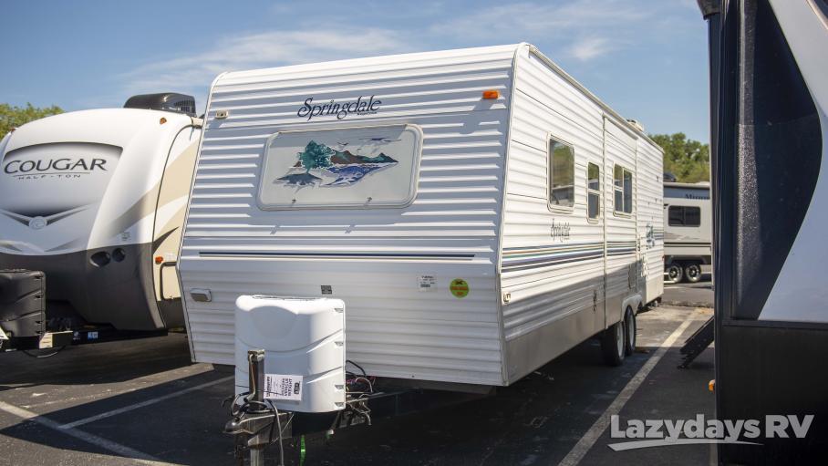 2001 Keystone RV Springdale 29BH