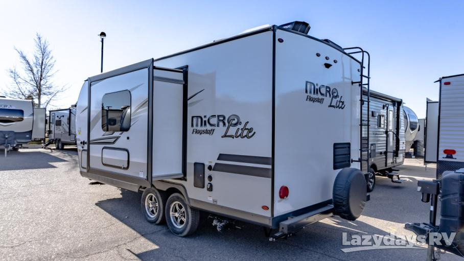 2019 Forest River Flagstaff Micro Lite 21FBRS