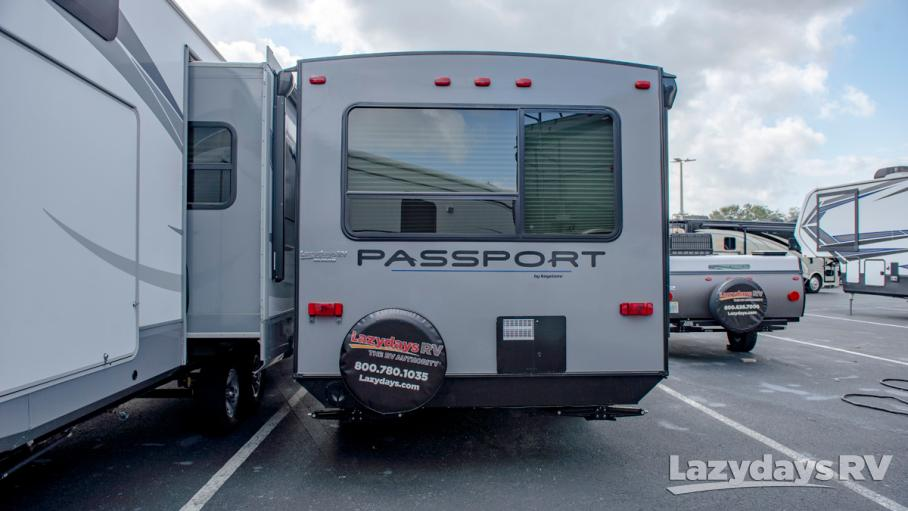 2019 Keystone RV Passport Express 216RD