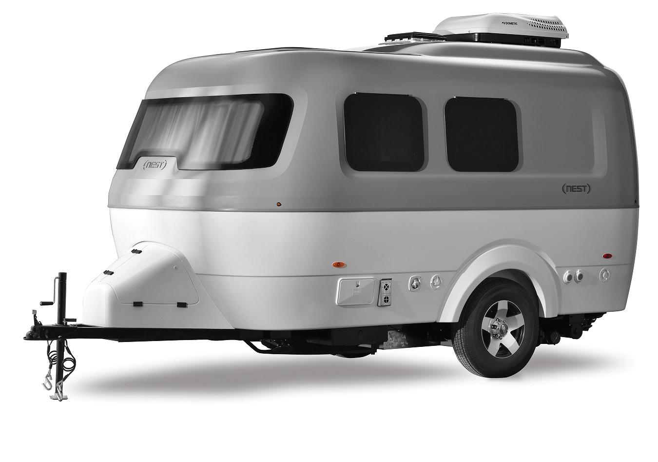 Airstream Nest Caravan