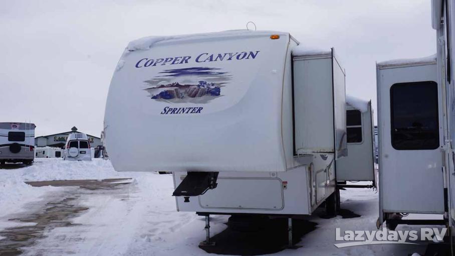 2007 Keystone RV Copper Canyon 35