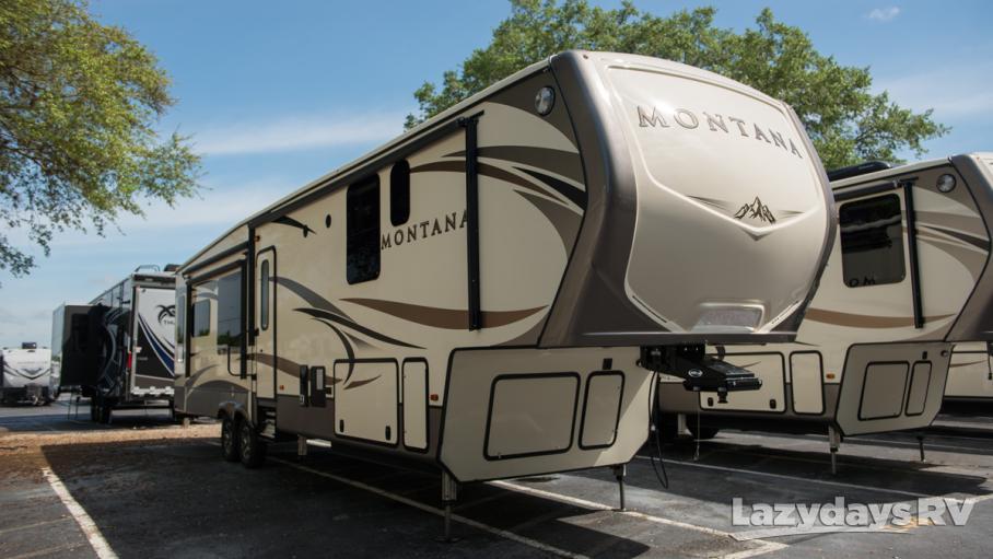 2016 Keystone RV Montana 3911FB
