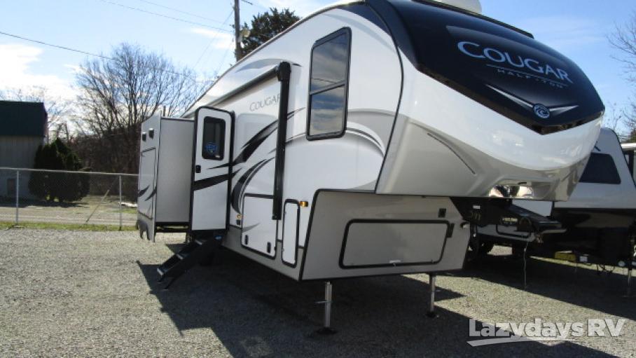 2021 Keystone RV Cougar Half-Ton 29RKS