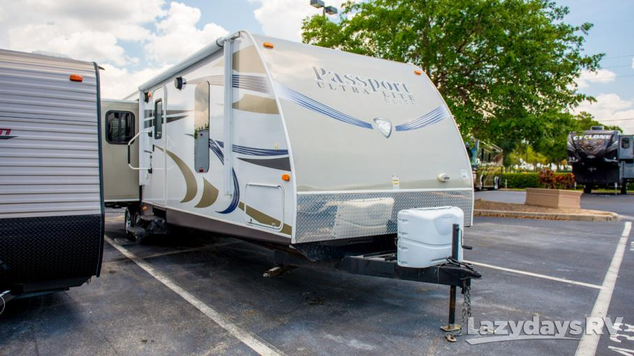 2013 Keystone RV Passport Ultra Lite 2510RB