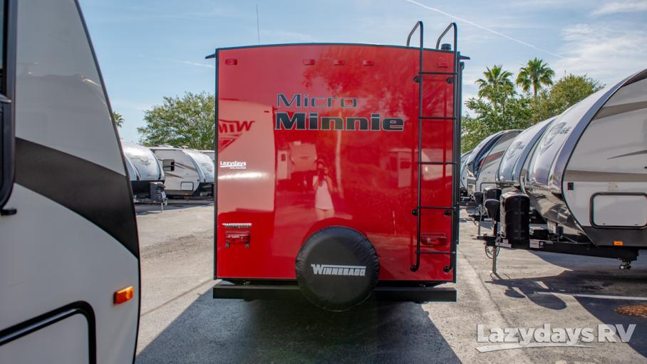 2019 Winnebago Micro Minnie 2106FBS