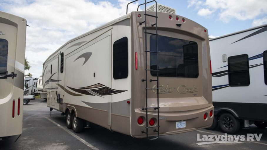 2015 Forest River Cedar Creek Silverback 38CK