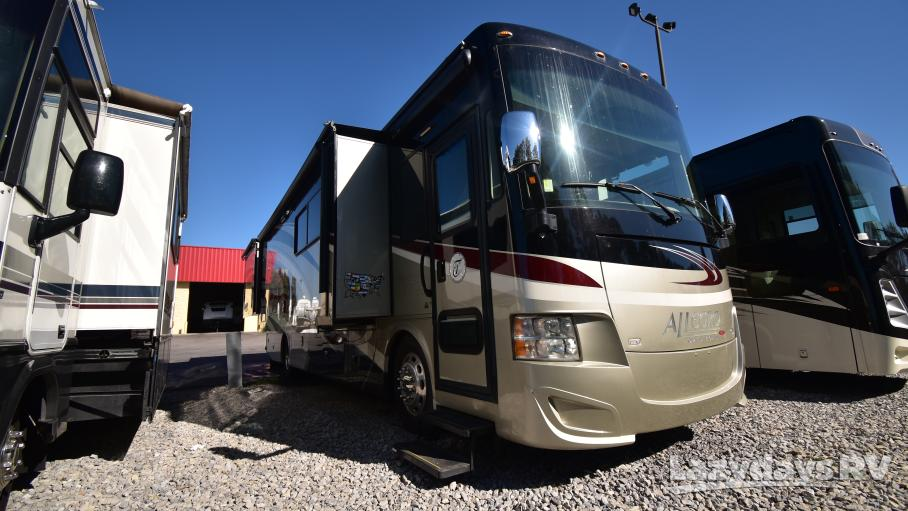 2015 Tiffin Motorhomes Allegro RED