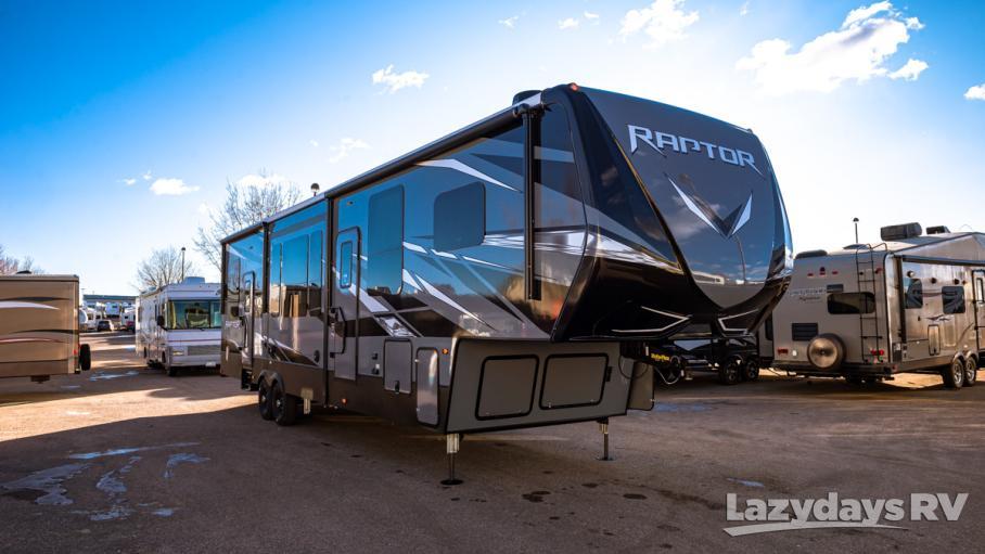 2020 Keystone RV Raptor 356