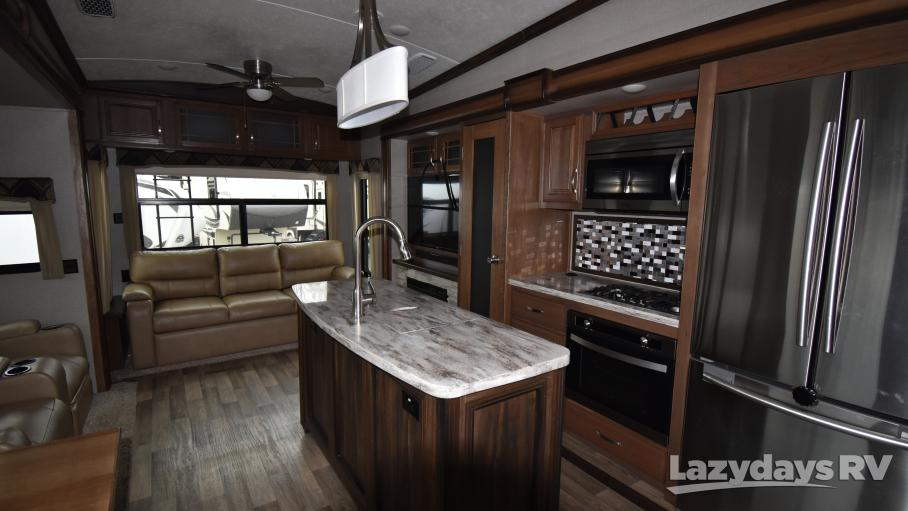 2017 Keystone RV Montana High Country 3921FB